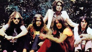The Kinks in 1970
