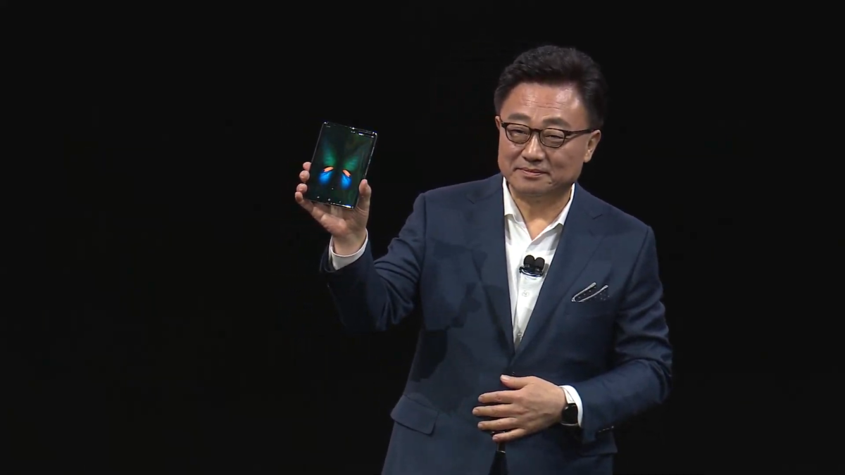 Delayed Galaxy Fold's fate will be decided 'in a couple of days', says Samsung CEO