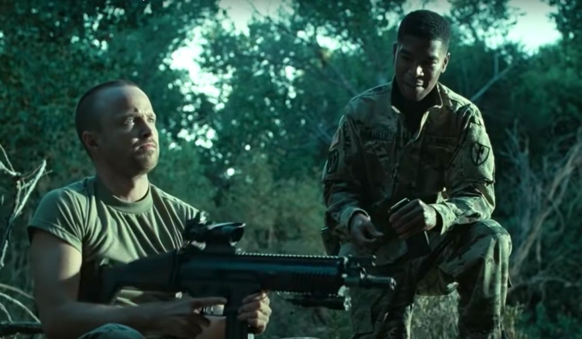 caleb and francis at war westworld season 3