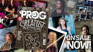 What's in the brand new issue of Prog Magazine and where you can get it