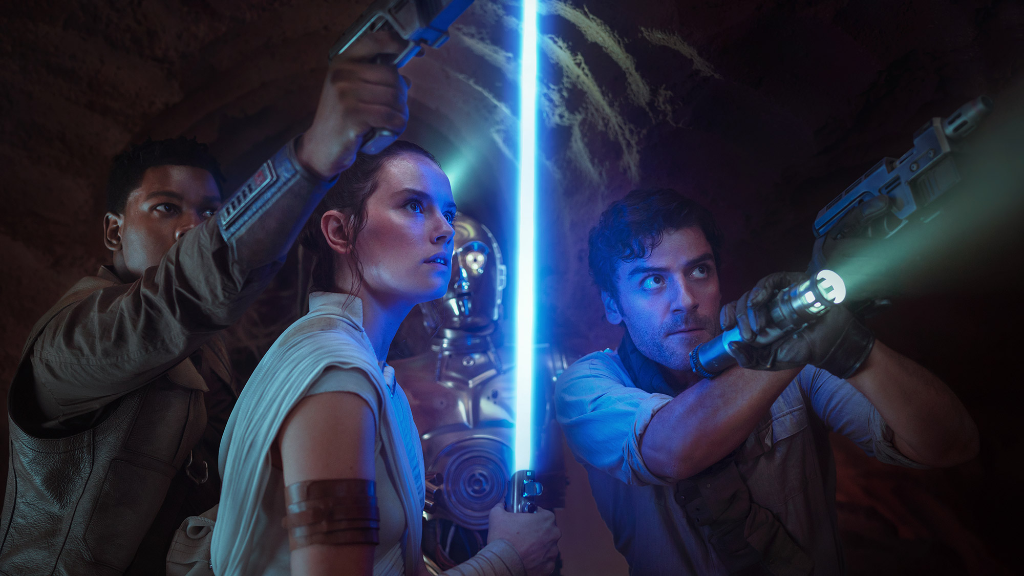 Star Wars The Rise Of Skywalker Is Coming To Disney Plus Next Week Techradar