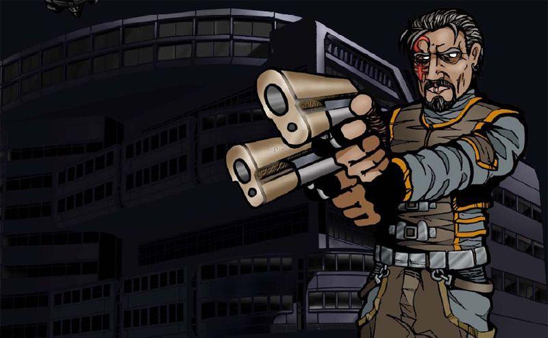 Crapshoot: The Deus Ex mod set in a fan forum