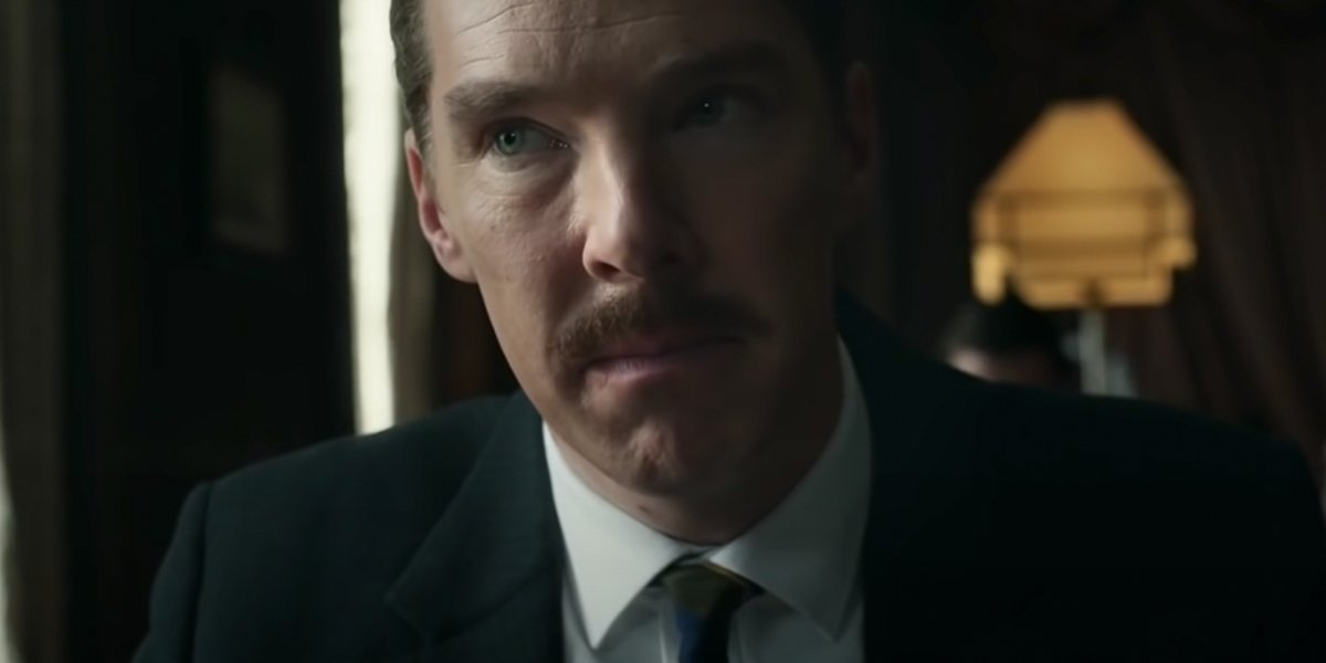 Benedict Cumberbatch in The Courier