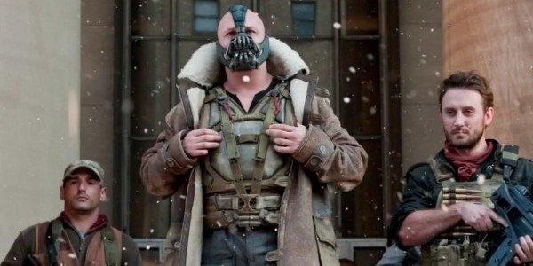 Bane The Dark Knight Rises Screencap | kesseljunkie