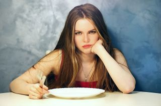 hangry, hungry, angry, woman, diet