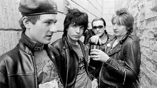 The Damned in 1977
