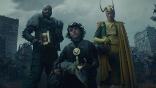 Richard E. Grant as Classic Loki
