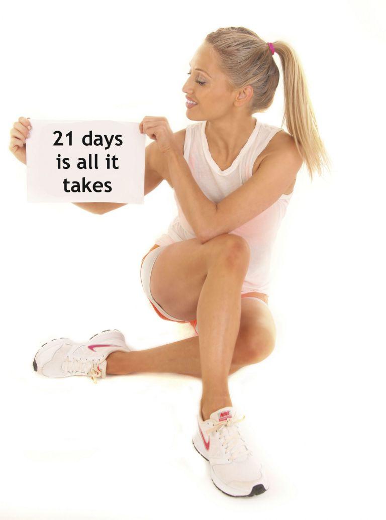 summer dress workout photo