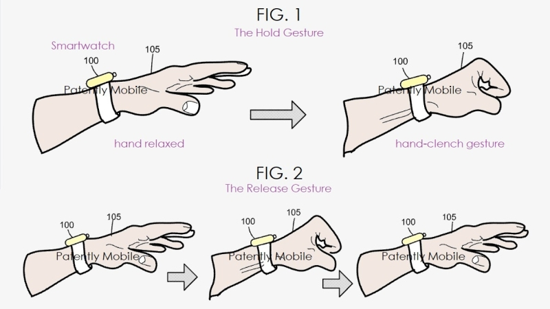 Google Pixel smartwatch could launch with an innovative gesture feature 2