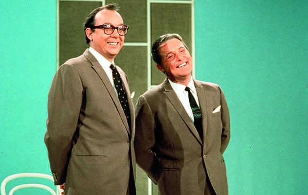 Just as there's always room for one last mince pie, there's always a space for a bit more Eric and Ern