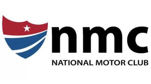 A logo for National Motor Club