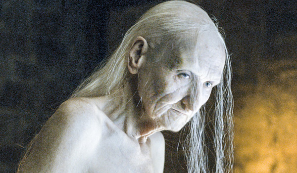 melisandre old lady game of thrones