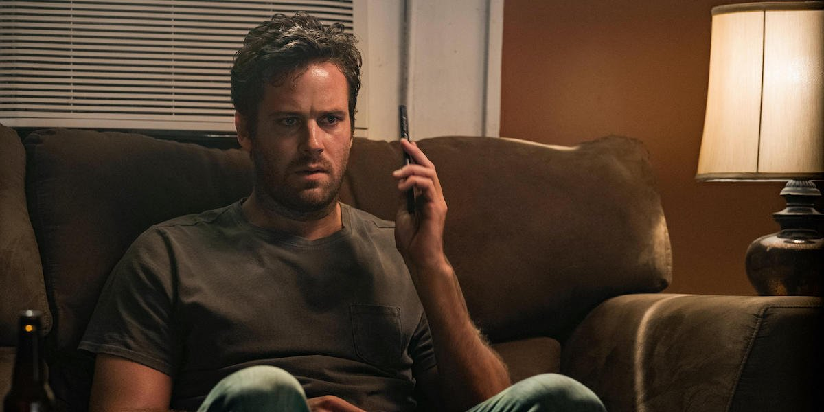 Armie Hammer in Wounds