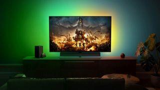 Designed for Xbox monitor