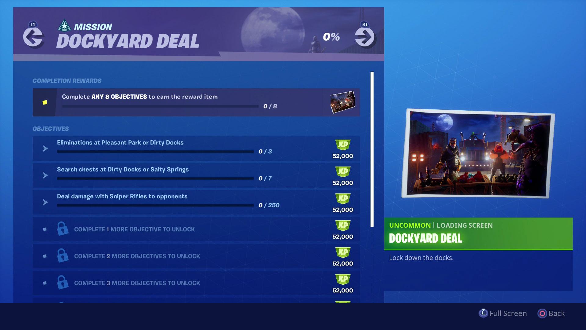 Fortnite Dockyard Deal Challenges How To Complete The