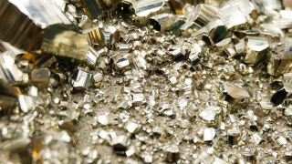 Would you be tricked into thinking these shiny nuggets of pyrite were real gold?