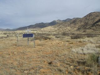 A seismometer in southeastern Arizona. From 2006 through 2009, nearly 1,000 earthquakes rattled the state.