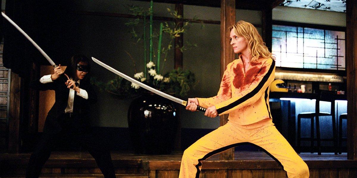 Kill Bill Vol. 1 (2003) Bride vs Crazy 88