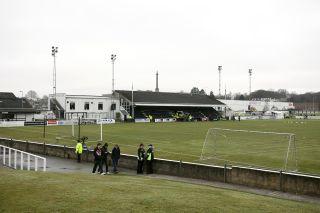 Soccer – IRN-BRU Scottish Third Division – Elgin City v Rangers – Borough Briggs
