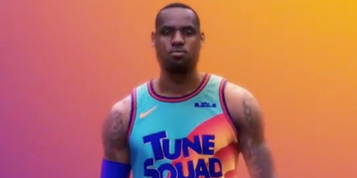 LeBron James for Space Jam: A New Legacy (2021)