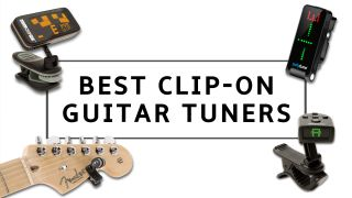 Best clip-on guitar tuners 2021: stay in tune with 10 of the best clip-on tuners available today