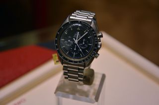 Ron Evans' Omega Speedmaster Watch