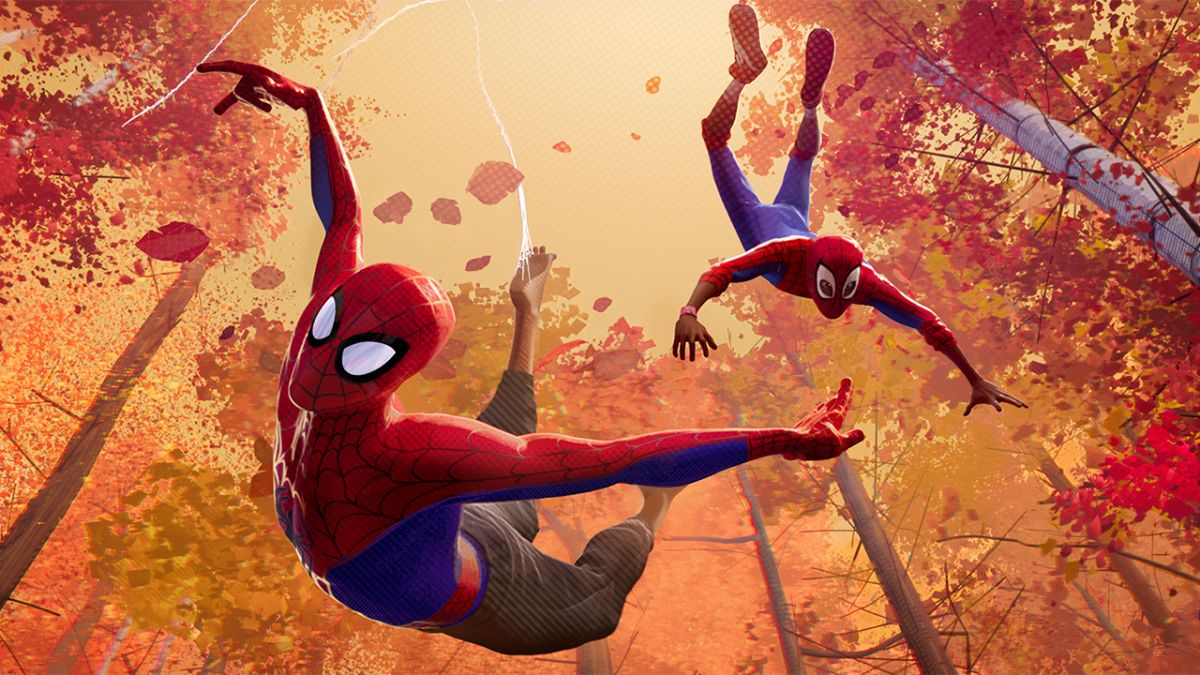 You *have* to watch this Spider-Man: Into the Multiverse trailer, the closest we'll ever get to a live-action Spidey crossover