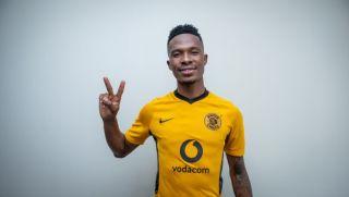 Kaizer Chiefs left back Sibusiso Mabiliso