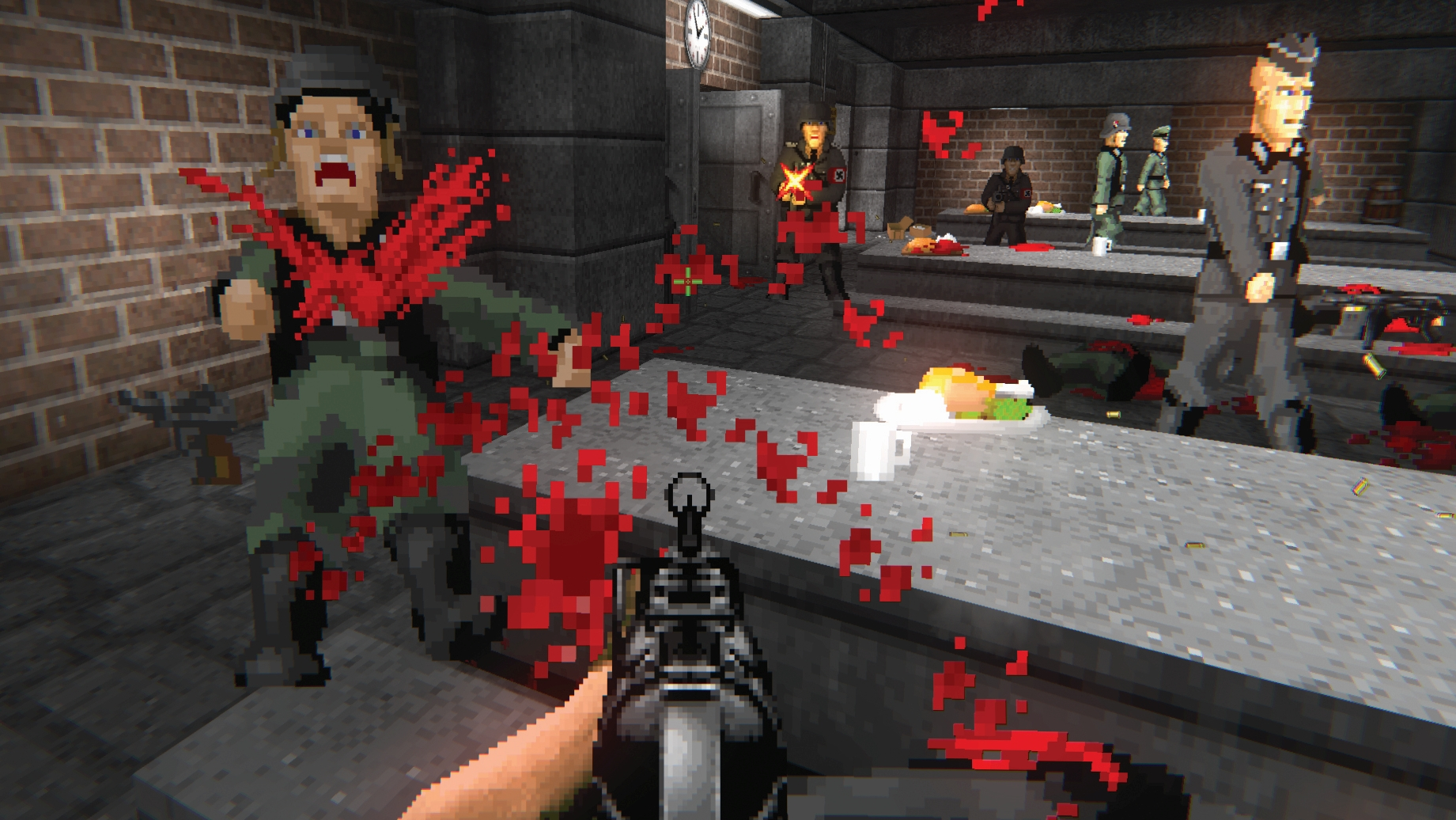 Wolfendoom: Blade of Agony is a brilliant mashup of modern ideas and