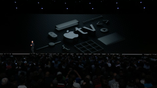 Apple TV event