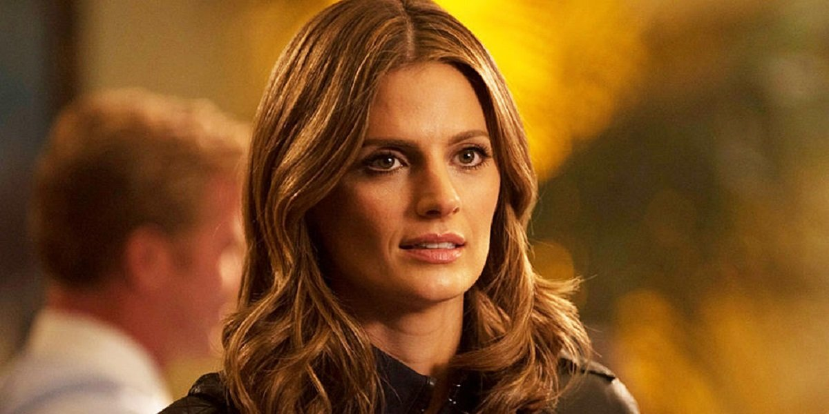 Why Castle S Stana Katic Is Still Grateful Despite Being Fired From The Show Cinemablend