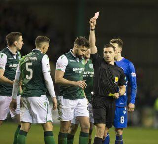Hibernian v Rangers – Ladbrokes Scottish Premiership – Easter Road