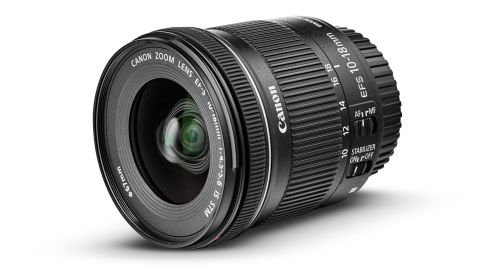 Canon EF-S 10-18mm f/4.5-5.6 IS STM review | Digital Camera World