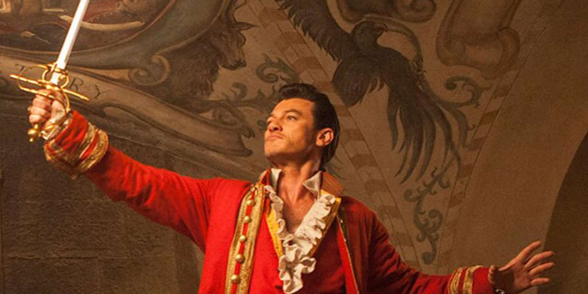 Viral Disney World TikTok Has Beauty And The Beast's Gaston Absolutely Roasting A Guest