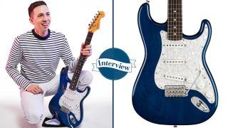 Cory Wong Fender Signature Strat