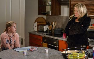 EastEnders Roxy Mitchell Amy Branning