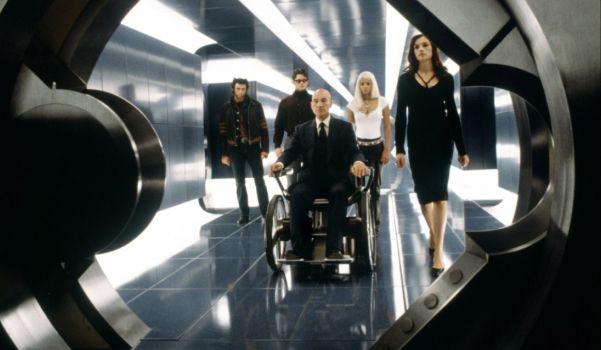 X-Men main cast