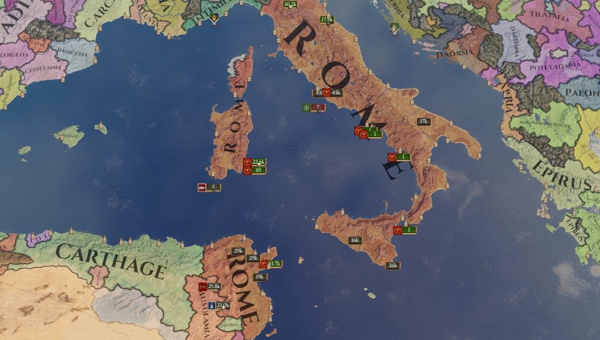 How Paradox is rebuilding Imperator: Rome | PC Gamer