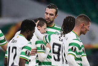 Celtic v Lille – UEFA Europa League – Group H – Celtic Park