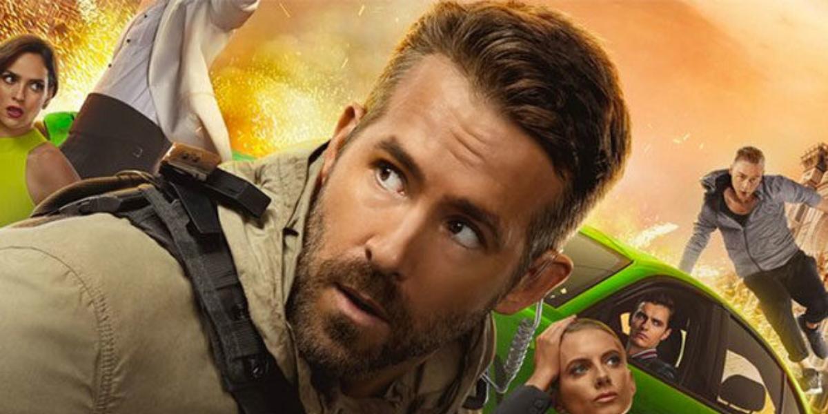 Ryan Reynolds, 6 Underground