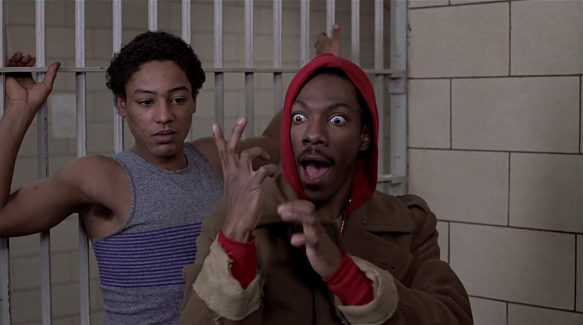 Giancarlo in Trading Places