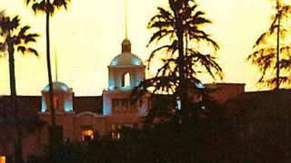 The story behind The Eagles Hotel California album artwork