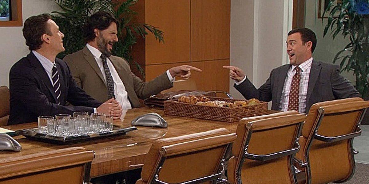 Jason Segel, Joe Manganiello, and Joe Lo Truglio on How I Met Your Mother