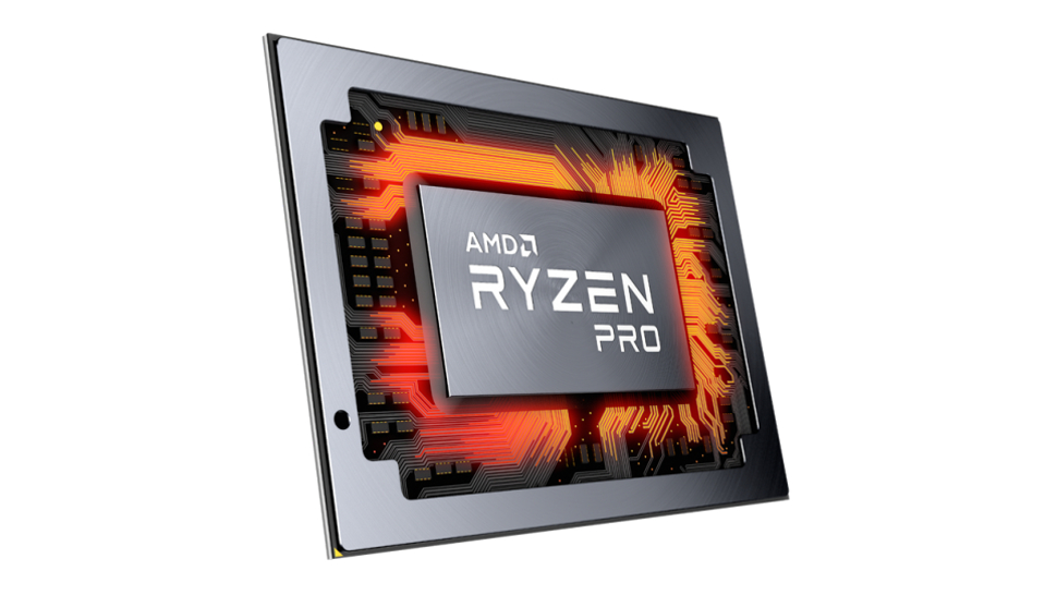 AMD reveals Ryzen Pro mobile CPUs to power up business
