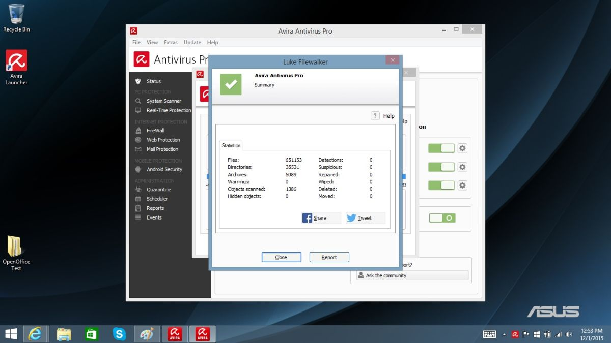 Avira Antivirus Pro Review | Tom's Guide