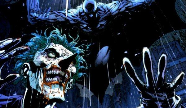 Batman Joker Hush