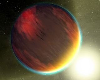 Water Vapor Detected on Distant Planet