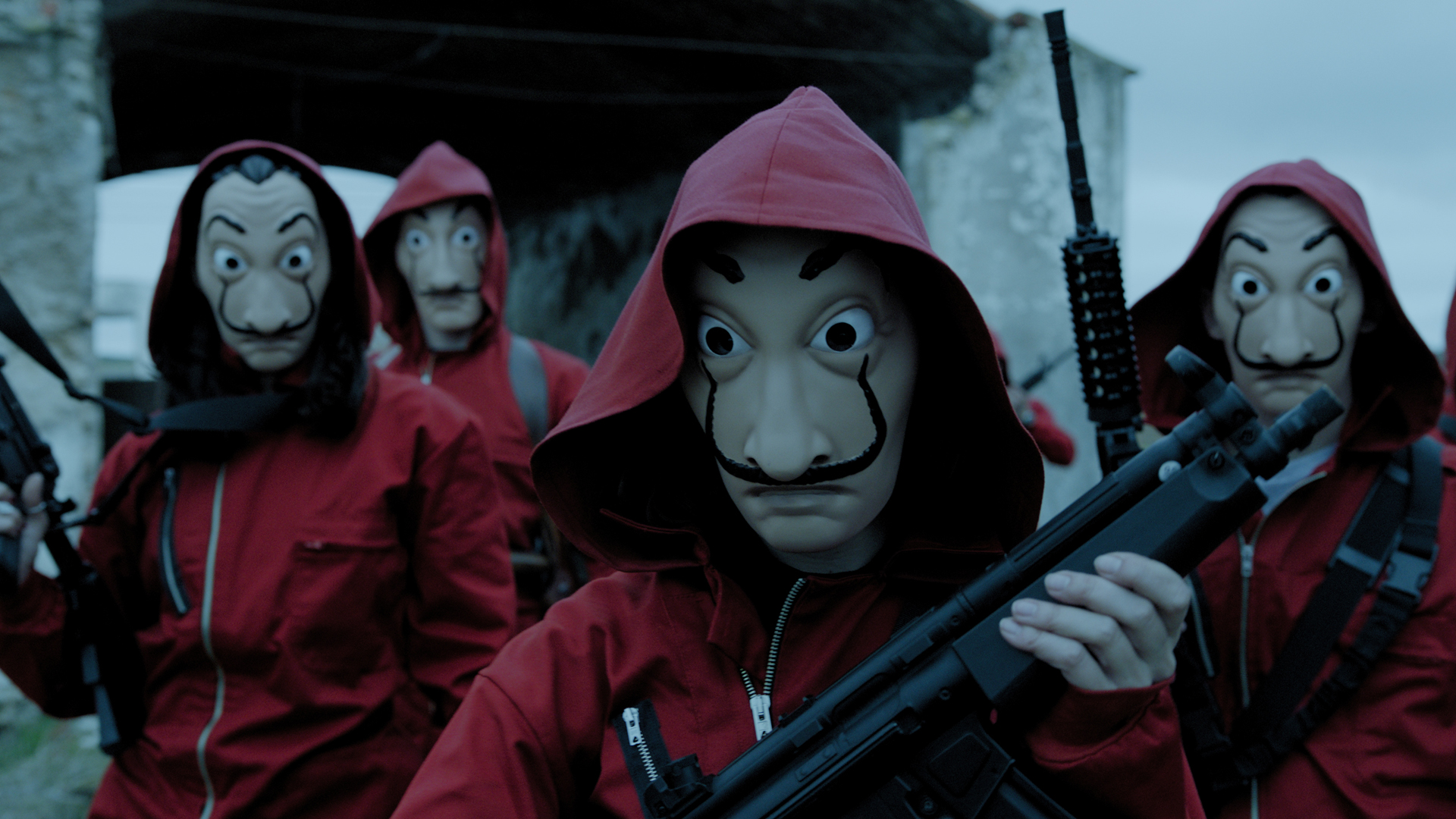 Terrible name, brilliant show - why Money Heist is the best Netflix