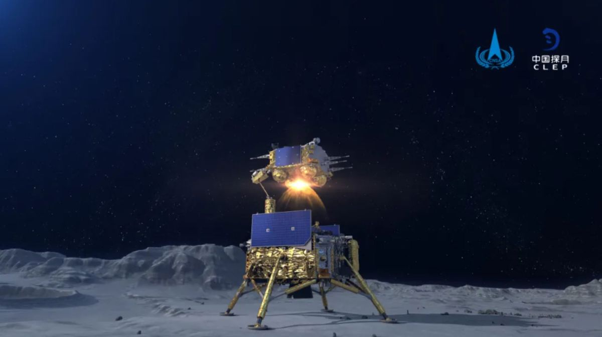 China's Chang'e 5 moon lander is no more after successfully snagging lunar rocks
