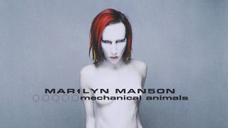 cover art for mechanical animals